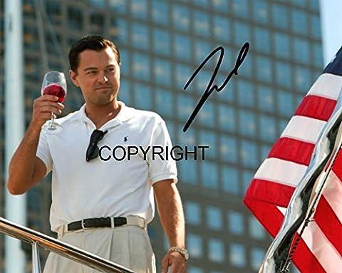Édition limitée Leonardo DiCaprio Photo dédicacée par autographe