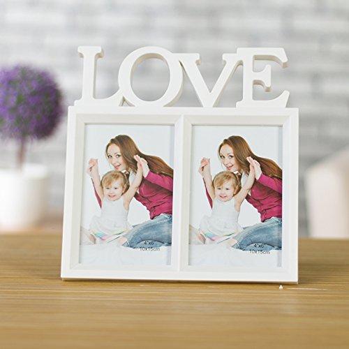 SQZH moderno minimalista home soggiorno sala studio moda mobili decorazione romantica di 6 pollici photo frame,6 pollice