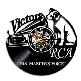 Best RCA clock - NEW! The Victor Cute Dog RCA Vinyl Record Review