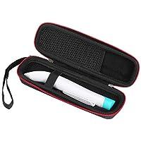 LuckyNV Tragbare Eva-Reisetasche für Bite Away Stick Treatment Device Box, All Black preisvergleich bei billige-tabletten.eu