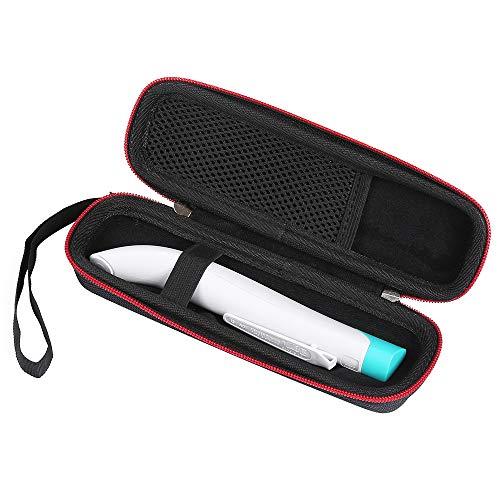 Shucase für Bite Away - Elektronischer Stichheiler Tasche Hart Fall Reise Tragen Tasche (Schwarz 1)