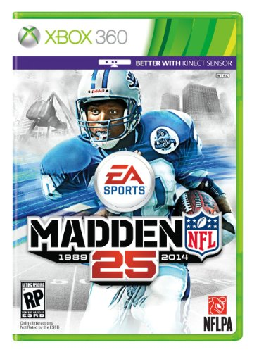 Madden NFL 25 [UK - Import] - [Xbox 360] (Madden 360 Video-spiele Xbox)