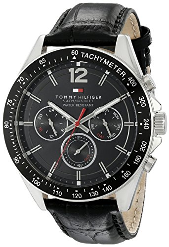 Tommy Hilfiger Uomo Analog Informale Di quarzo Reloj 1791117