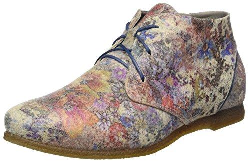 Chaussures 27 Mehrfarbig Derby Taupe Shua 8piaqq Kombi Femme Think wAqx68Ea