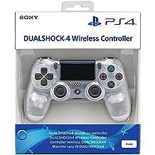Manette Dual Shock 4 V2 pour PS4 - Crystal