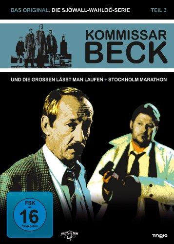 Kommissar Beck - Das Original. Die Sjöwall-Wahlöö-Serie, Teil 3 [2 DVDs] (Beck Dvd)