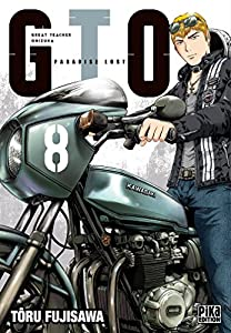 GTO Paradise Lost Edition simple Tome 8