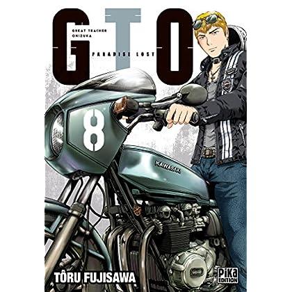 GTO Paradise Lost T08