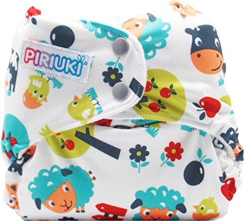 "Piriuki POSV37477 V3 One Size Taschenwindel""Into The Farm"""