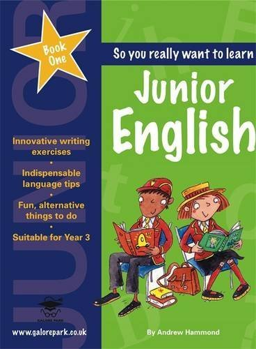 Junior English: Book 1 by Andrew Hammond (2007-09-01)