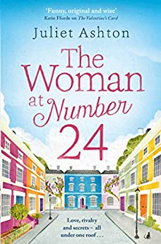 The Woman at Number 24 by [Ashton, Juliet]