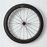 Youcan Bike 700C Drahtreifen Carbon Road Bike wheels55mm Höhe 25mm Breite 29er Laufradsatz