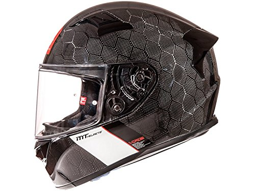CASCO MT KRE SNAKE CARBONO M