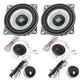 Audio System M 100 evo - 10cm Lautsprecher System, 3 Ohm