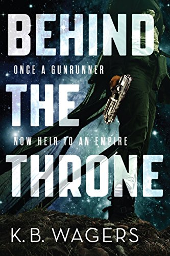 Behind the Throne: The Indranan War, Book 1 (English Edition)