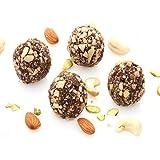 [Sponsored]Ghasitaram Gifts Sweets- Sugarfree Chocolate Kaju Laddoo(800 Gms)