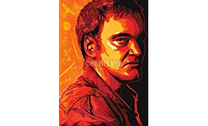 Fully Filmy Tarantino Tribute Poster