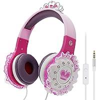 Princesse Casque audio pour enfants pour bébé Enfants Filles pour iPad PC Tablettes Kindle vcom de801Rose