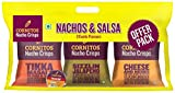 #1: Cornitos Nachos with Salsa Combo, 230g