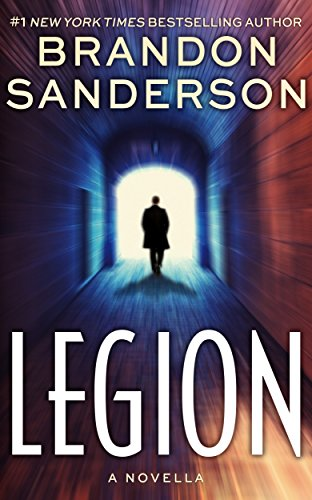 Legion (English Edition) -