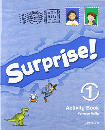 Surprise 1 activity book - 9780194408066