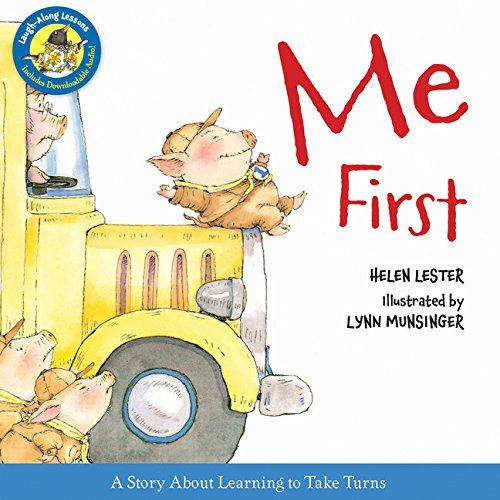 Me First (Laugh-Along Lessons) por Helen Lester