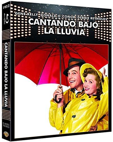 Cantando Bajo La Lluvia Blu-Ray [Blu-ray] 51lqp4tQyhL