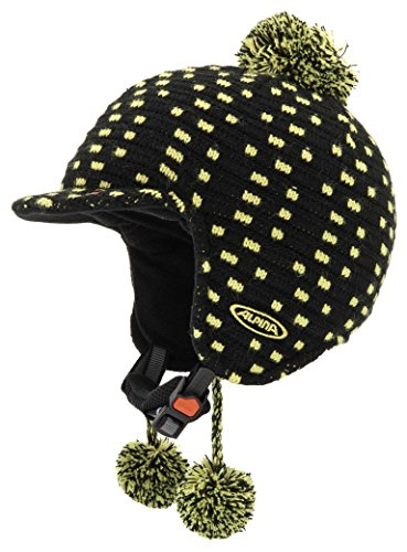 Alpina Skihelm Beanie, orange, S, 9044