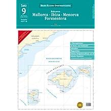 Delius Klasing Sportbootkarten / Mallorca - Ibiza - Menorca - Formentera: Balearen. Ausgabe 2007/2008