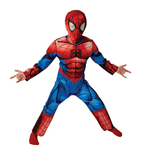 Marvel - I-620681S - Déguisement luxe - Ultimate Spider-Man