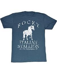Rocky - T-shirt de cheval Hommes -