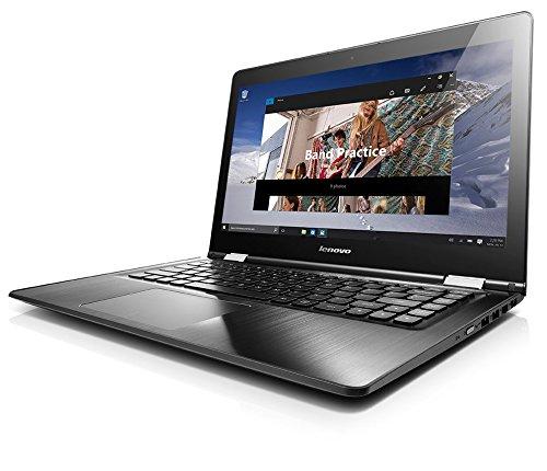 Lenovo YOGA 500-14IBD Ordinateur portable 2-en-1 14'' Noir (Intel Core i3, 4 Go de RAM, 500 Go, Windows 10)