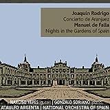 Rodrigo: Concierto de Aranjuez - de Falla: Nights in the Gardens of Spain
