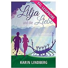 XXL-Leseprobe Lilja und die Liebe: Ein Island-Roman