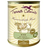 Terra Canis Classic mangime Bagnato, Confezione da (6X 800G)