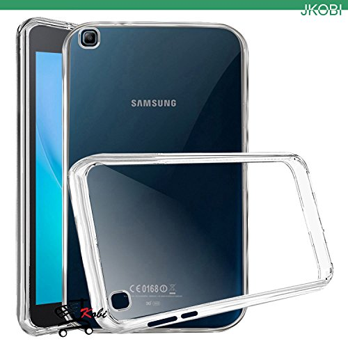 Jkobi Exclusive Soft Silicone TPU Jelly Crystal Clear Case Soft Back Case Cover For Samsung Galaxy Tab 3 8.0 T310 -Transparent  available at amazon for Rs.230