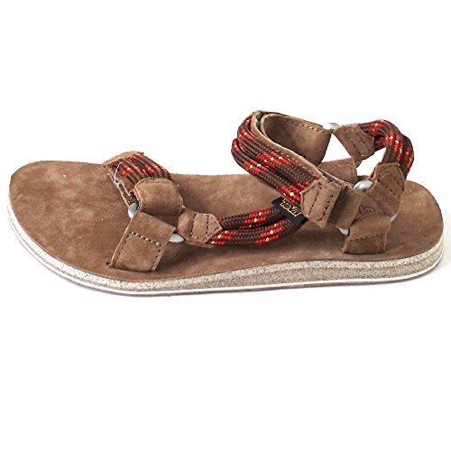 Teva Original Universal Rope Sandaloii Da Passeggio - SS17 Brown