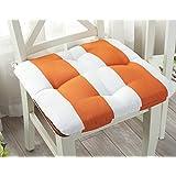 Le coussin du siège de l'amortisseur de la chaise de l'Office Tapis de tatamis de l'épaisseur 45* 45cm Mandarino arancione
