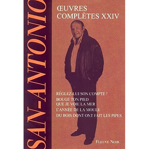 Oeuvres complètes, tome 24