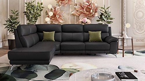 Designer Couch Designsofa Ledersofa Leder Ecksofa Eckcouch Sofa Garnitur Couchgarnitur