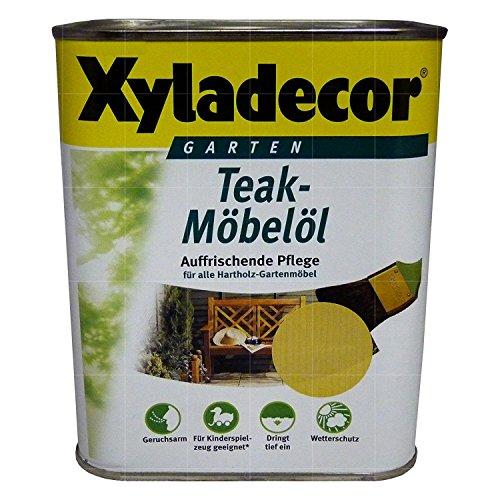 Xyladecor Ergibt gleichmäßige, seidenglänzende Oberflächen