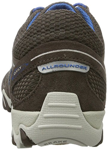 Allrounder by Mephisto - Natal, Scarpe sportive outdoor Donna Braun (LAVAGNA/LAVAGNA)