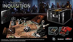 COFFRET COLLECTOR DRAGON AGE : INQUISITION (SANS LE JEU)