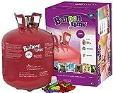 Ballon Time Bombona de Helio + 50 Globos