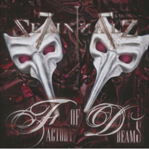 Seven Nails: Factory of Dreams (Audio CD)
