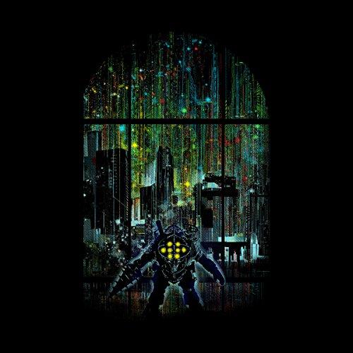 Bioshock Come To Daddy Men's T-Shirt Black