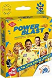 Power Blast-CSK Cricket Card Game