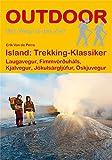 Island: Trekking-Klassiker (Der Weg ist das Ziel) - Erik Van de Perre