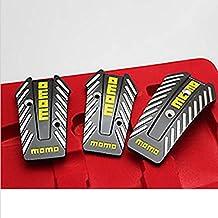 Ocamo Pedal de Freno de Coche Manual Universal Pedal de Deporte de Deslizamiento Antideslizante