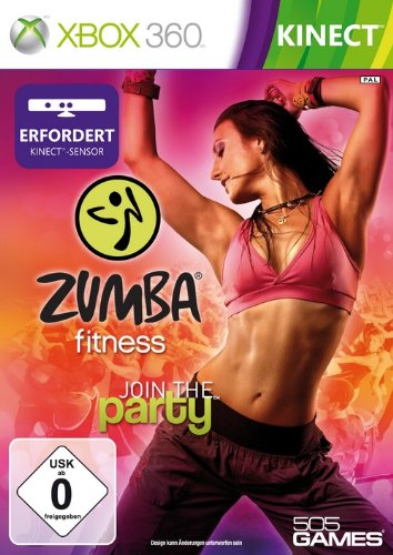 Zumba Fitness - Join the Party (Kinect) - [Xbox 360] (Für Kinect Zumba)